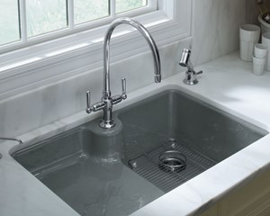 Two-handle Tap